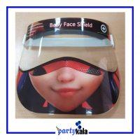 ماسک شیلد دخترکفشدوزکی